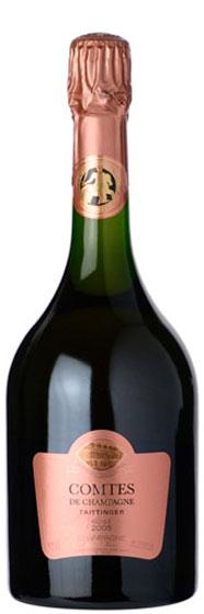 Шампанское Taittinger «Comtes de Champagne» Rose