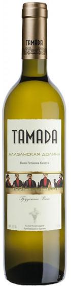 Вино Tamada Alazani Valley, 2014