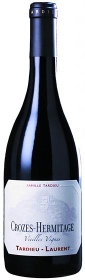 Вино Tardieu Laurent Crozes Hermitage Vieilles Vignes, 2007
