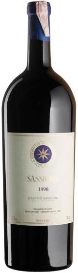 Вино Sassicaia Bolgheri Sassicaia DOC 3
