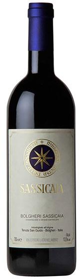 Вино Sassicaia Bolgheri Sassicaia DOC, 2014
