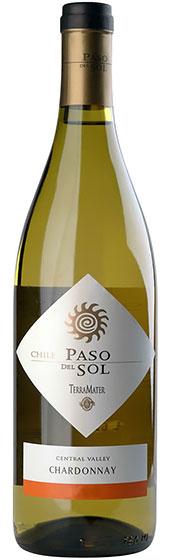Вино TerraMater Paso Del Sol Chardonnay, 2013