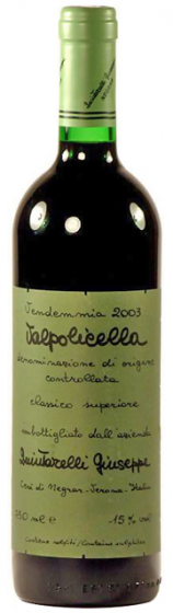 2003 Giuseppe Quintarelli Valpolicella Classico Superiore фото