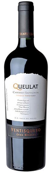 Вино Ventisquero Queulat Gran Reserva Cabernet Sauvignon, 2010