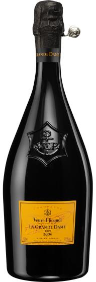 2006 Veuve Clicquot La Grande Dame Brut фото