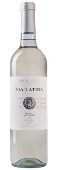 Via Latina Vinho Verde Branco фото