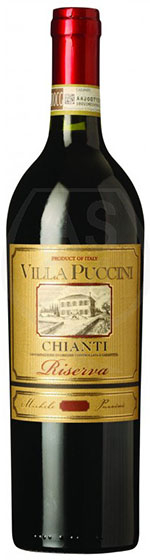 2013 Villa Puccini Chianti DOCG Riserva фото