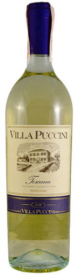 Вино Villa Puccini  Toscano Bianco
