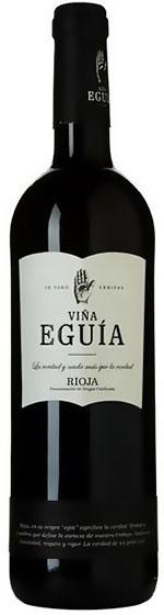 Вино Vina Eguia Crianza Rioja