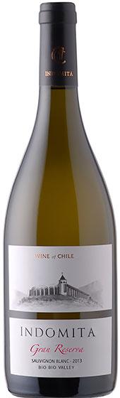 Вино Vina Indomita Sauvignon Blanc Gran Reserva, 2013