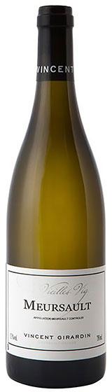 Вино Vincent Girardin Meursault Vieilles Vignes, 2007