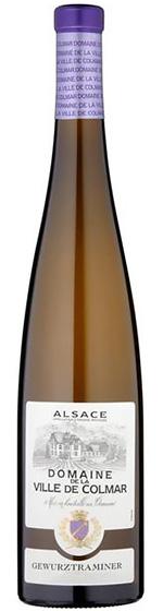 Вино Domaine Viticole de la Ville de Colmar Gewurztraminer, 2011