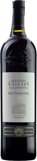 Western Cellars Zinfandel Red фото
