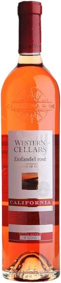 Western Cellars Zinfandel Rose фото