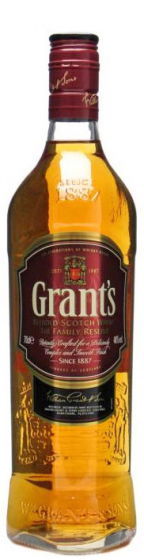 William Grant and Sons Grant's 0.5 5 Years Old фото