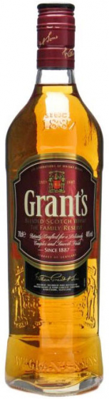 Виски William Grant and Sons Grant's 1.0