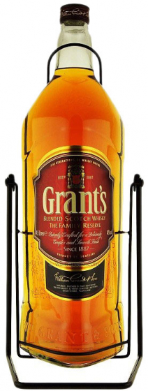 William Grant and Sons Grant's 4.5 5 Years Old фото