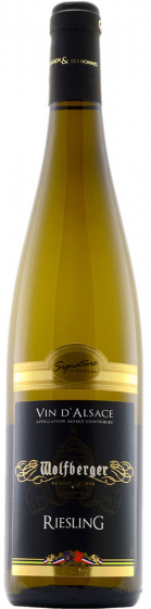 2017 Wolfberger Riesling Alsace Signature фото