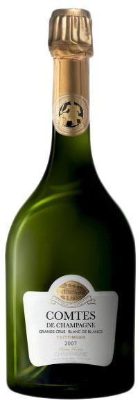 2007 Taittinger Comtes De Champagne Blanc De Blancs фото