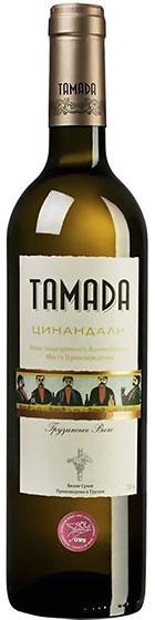 2013 Tamada Tsinandali фото