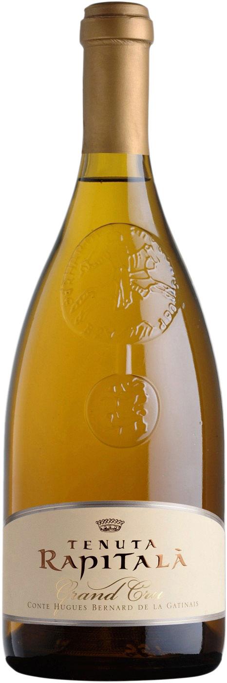 2015 Tenuta Rapitala Grand Cru Chardonnay фото