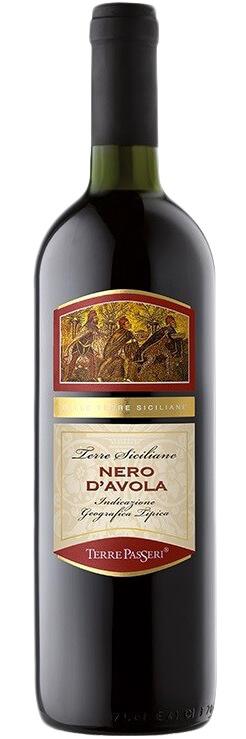 Terre Passeri Nero Davola фото