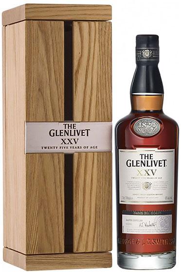 Glenlivet 25 Years Old фото