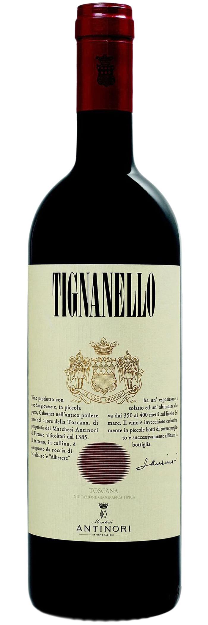2004 Tignanello Toscana фото