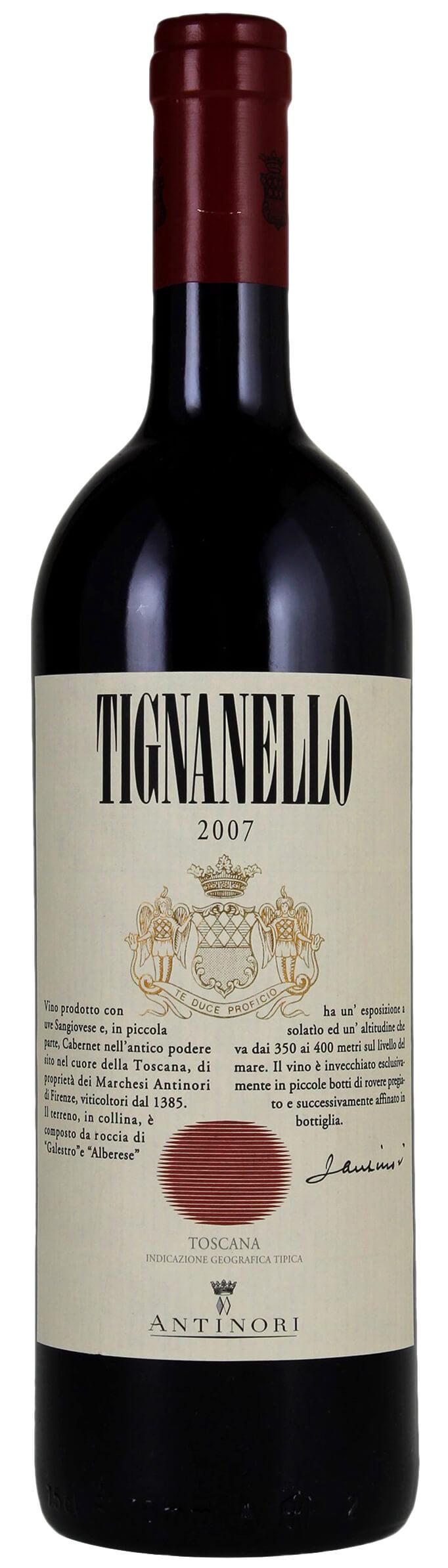 2007 Tignanello Toscana 1.5 liter фото