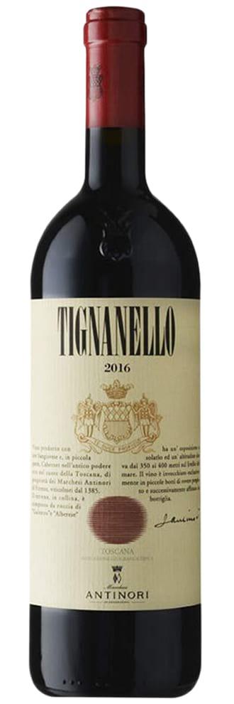 2016 Tignanello Toscana фото