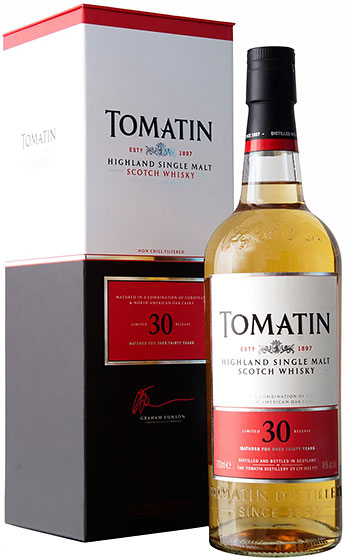 Tomatin 30 Year Old фото