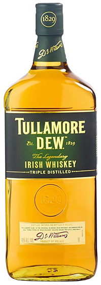 Tullamore Dew Original 1 liter фото
