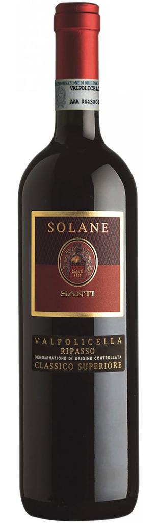 2010 Santi Solane Valpolicella Ripasso Classico Superiore фото