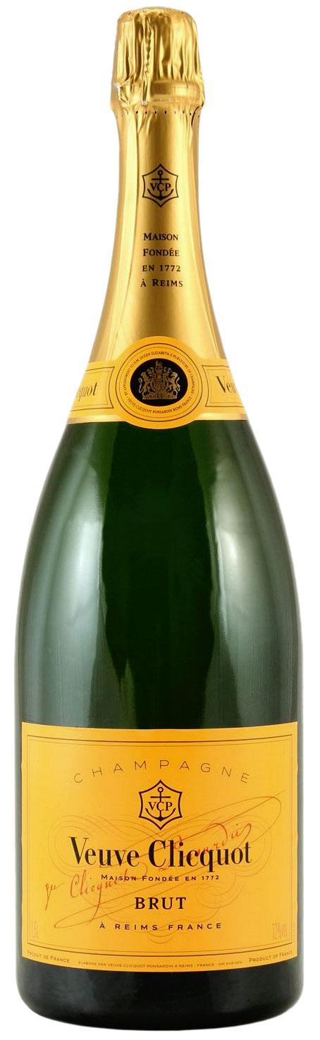 Veuve Clicquot Brut 1.5 liter фото