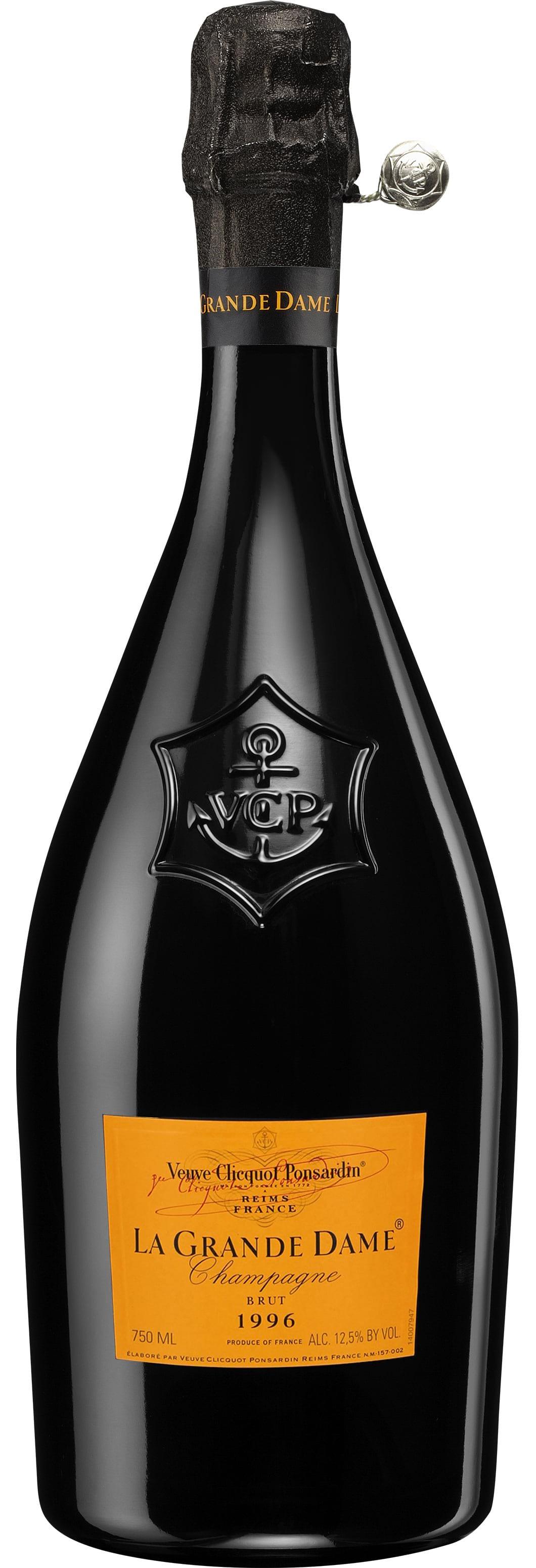 1996 Veuve Clicquot La Grande Dame Brut фото