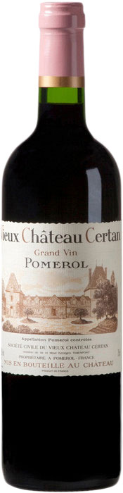 2001 Vieux Chateau Certan Pomerol AOC 1.5 liter фото
