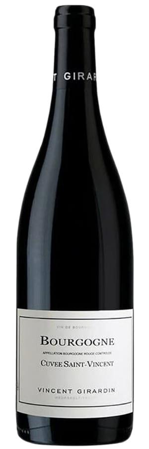 2018 Vincent Girardin Bourgogne Pinot Noir Cuvee Saint-Vincent фото