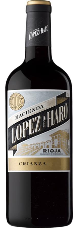Hacienda Lopez de Haro Crianza Rioja 1.5 liter фото