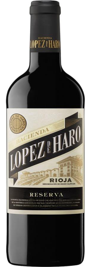 Hacienda Lopez de Haro Reserva Rioja 1.5 liter фото