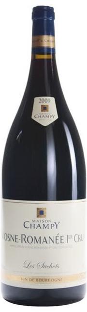 2008 Maison Champy Vosne-Romanee 1er Cru, Les Suchots фото