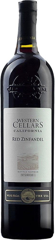Western Cellars Zinfandel Red фото