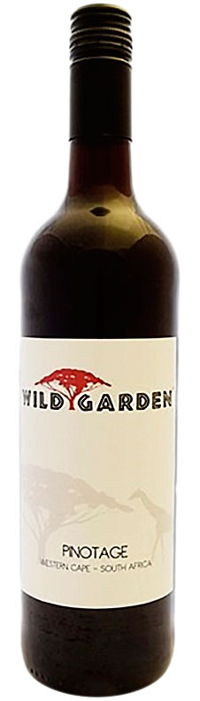 2014 Wild Garden Pinotage фото