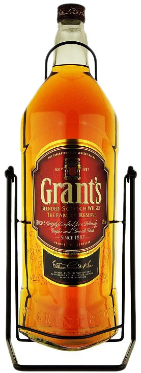 Grant's 5 Years Old 4.5 Liters фото