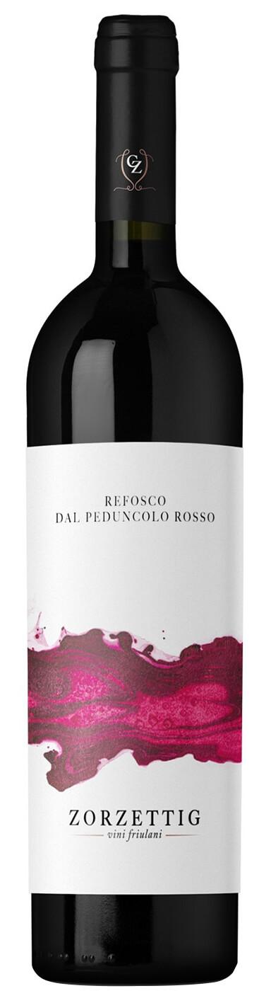 2018 Zorzettig Refosco dal Peduncolo Rosso фото