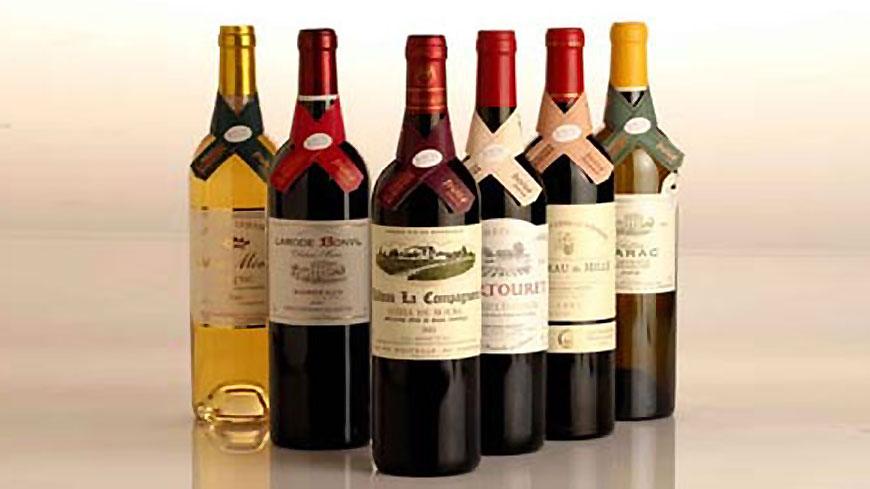 Французские вина - фото
